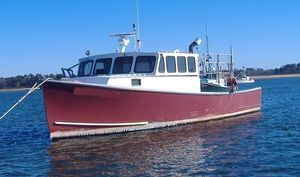 Used Young Brothers Commercial Boat For Sale