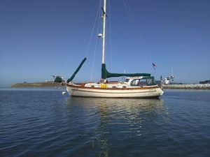 Used Union Polaris Cutter Sailboat For Sale