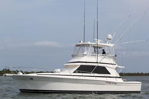 Used Riviera Flybridge Convertible Sports Fishing Boat For Sale