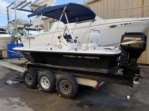 Used Kenner 1800 CC Center Console Fishing Boat For Sale