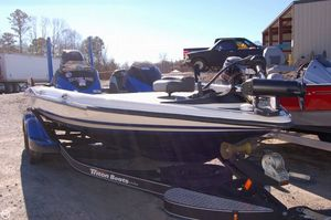 Used Triton 21 TRX DC Bass Boat For Sale