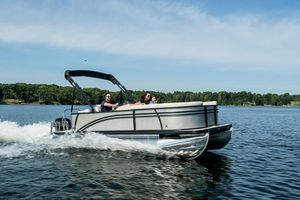 New Harris 210cx/cw Pontoon Boat For Sale