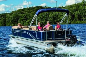 New Harris Cruiser 230 Pontoon Boat For Sale