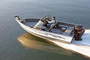 New Lund 1775 Impact SP Freshwater Fishing Boat For Sale