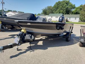New Lund 1775 Impact SS Freshwater Fishing Boat For Sale