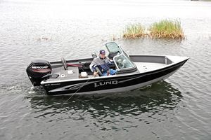 New Lund 1675 Adventure SP Freshwater Fishing Boat For Sale