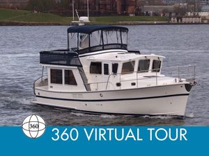 Used Helmsman Trawlers 38 Pilothouse Trawler Boat For Sale