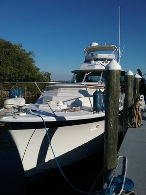 Used Hatteras Tri-cabin Motor Yacht For Sale