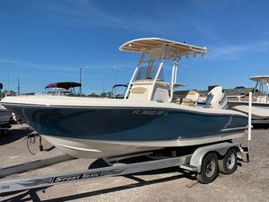 Used Pioneer 202 Sportfish202 Sportfish Sports Fishing Boat For Sale