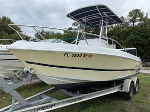 Used Caravelle Seahawk 210 CCSeahawk 210 CC Center Console Fishing Boat For Sale