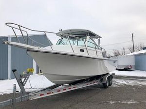 New Parker 2510 XL Walkaround2510 XL Walkaround Fishing Boat For Sale