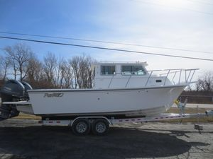New Parker 2530 Extended Cabin2530 Extended Cabin Saltwater Fishing Boat For Sale