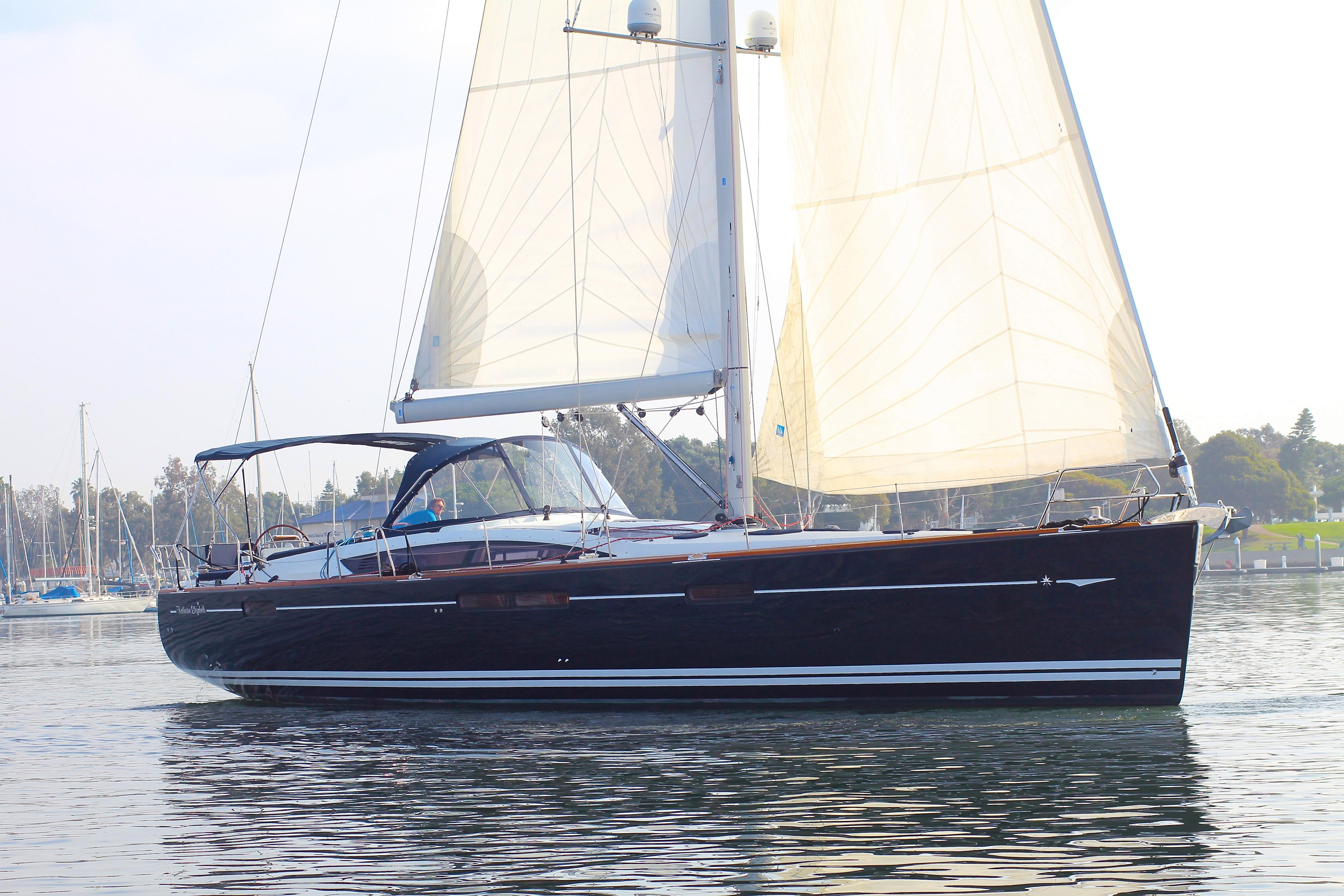 Used Jeanneau 57 Yacht Sloop Sailboat For Sale
