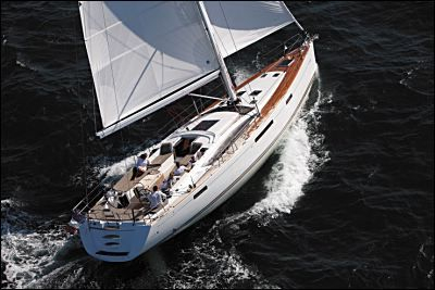 New Jeanneau Yachts 58 Racer and Cruiser Sailboat For Sale