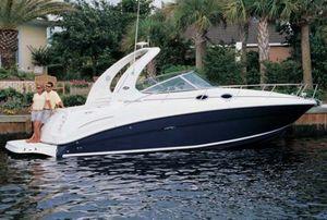 Used Sea Ray 310 Sundancer Sports Cruiser Boat For Sale
