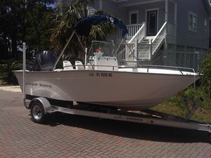 Used Cape Horn 17 CC Center Console Fishing Boat For Sale