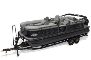 New Regency 230 LE3230 LE3 Pontoon Boat For Sale