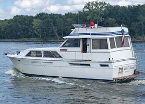 Used Uniflite 46 Motor Yacht Motor Yacht For Sale