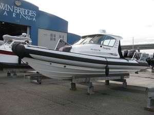 Used Protector 28 Targa Saltwater Fishing Boat For Sale