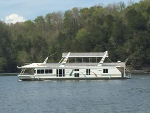Used Fantasy Houseboat 19 X 90Houseboat 19 X 90 House Boat For Sale