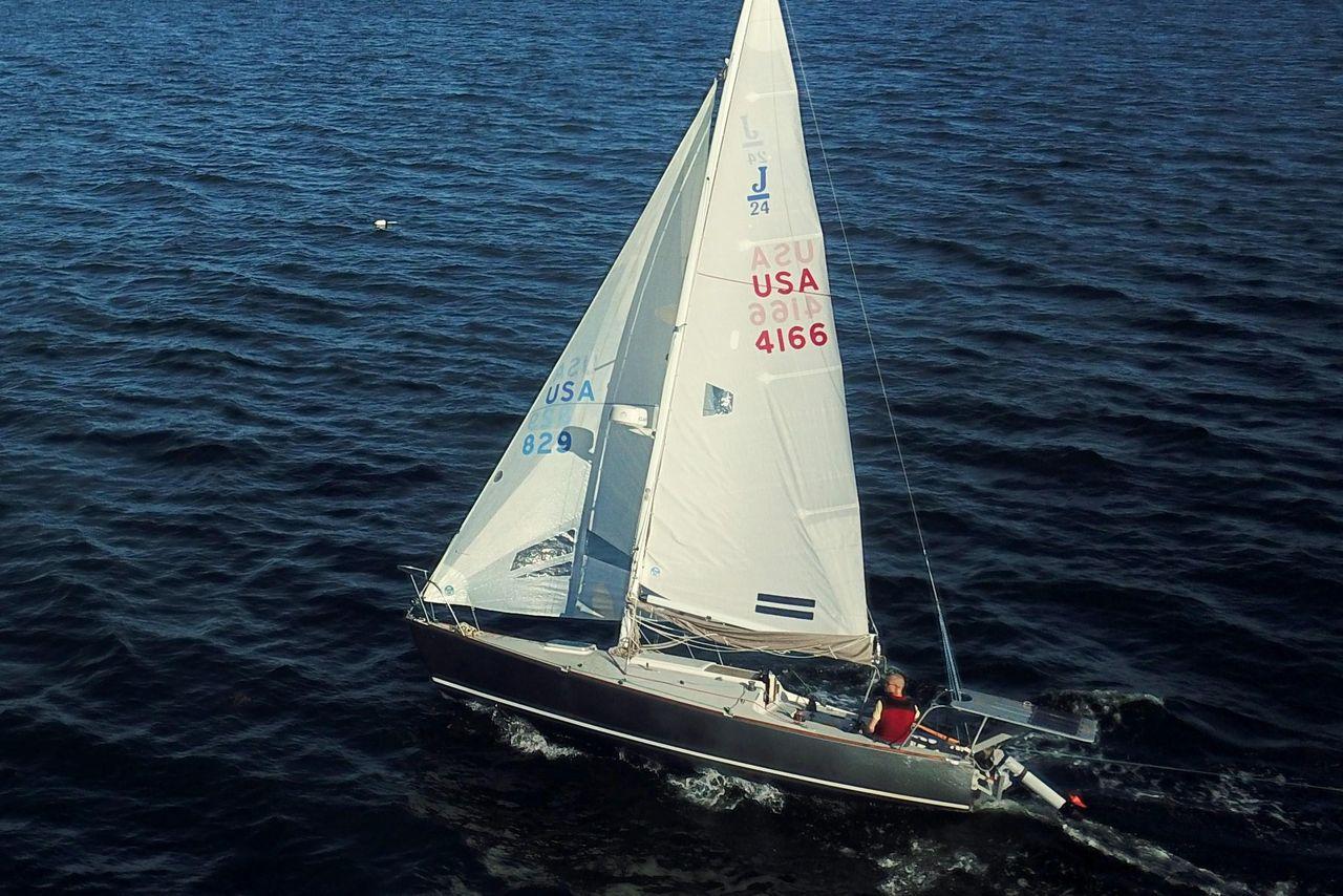 J24 For Sale >> 1986 Used J Boats J 24 J24 J 24 J 24 Racer And Cruiser