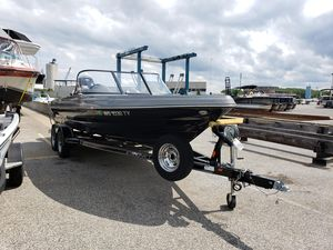 Used Starcraft STX 206 Viper Freshwater Fishing Boat For Sale