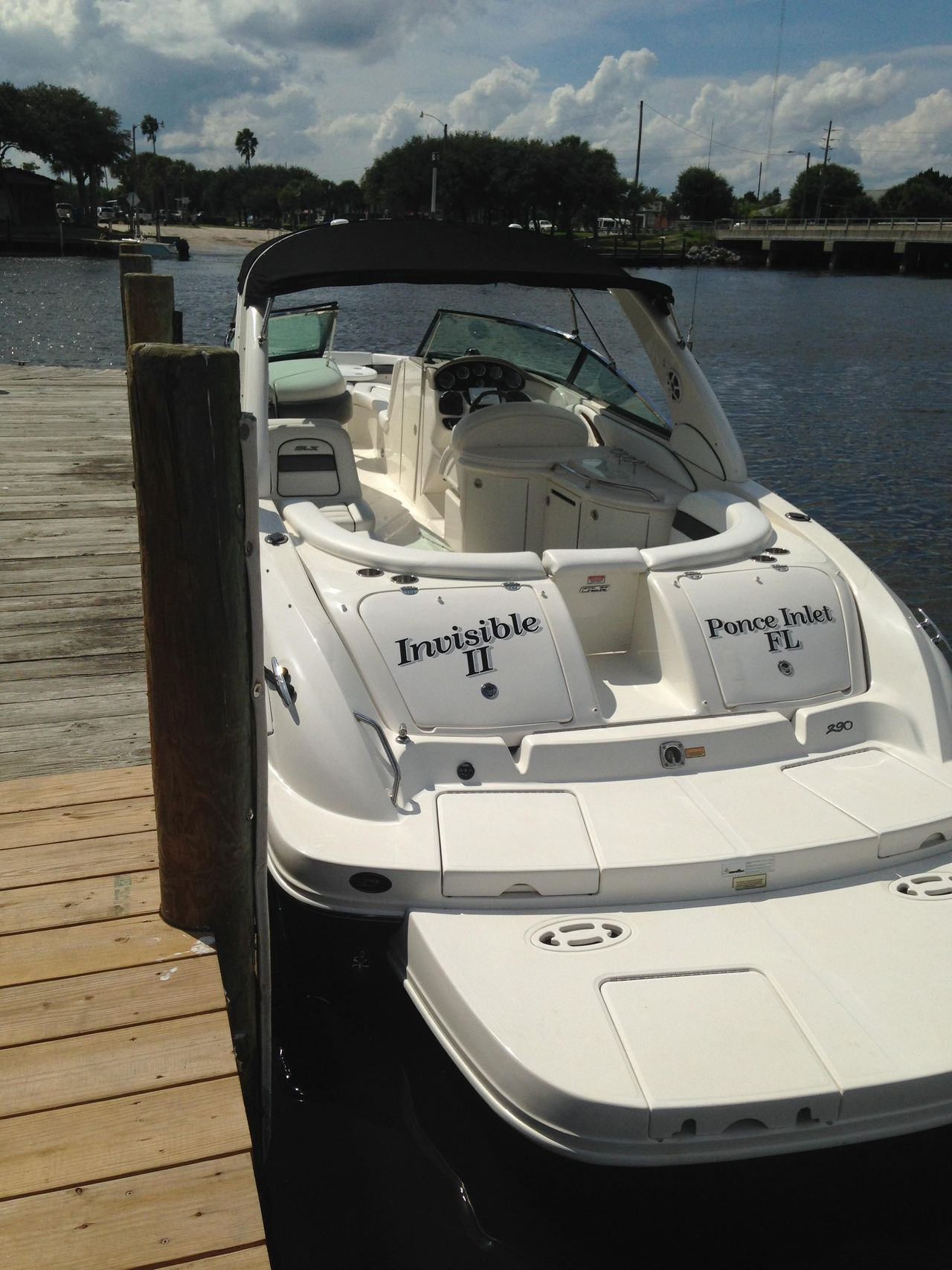 2006 Used Sea Ray 290 SLX Express Cruiser Boat For Sale - $42,900