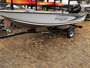 New Smoker Craft Angler 14TLAngler 14TL Freshwater Fishing Boat For Sale