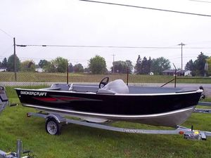 New Smoker Craft 14 Big Fish14 Big Fish Freshwater Fishing Boat For Sale