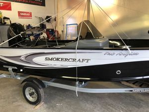 New Smoker Craft Pro Angler 161Pro Angler 161 Freshwater Fishing Boat For Sale