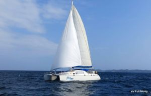 Used Privilege 482S Catamaran Sailboat For Sale