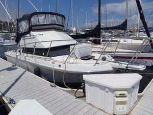 Used Skipjack 262 Flybridge Sports Fishing Boat For Sale