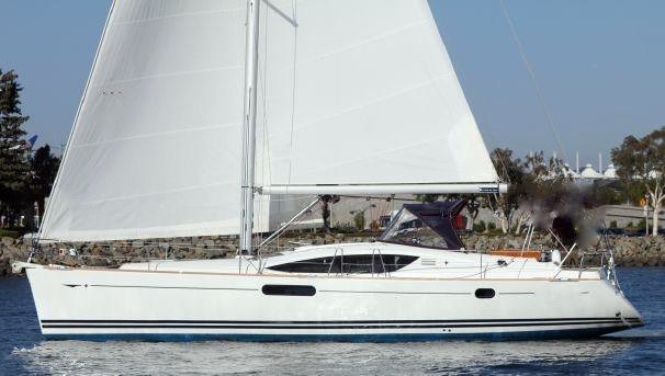 Used Jeanneau 45 Deck Salon Sloop Sailboat For Sale