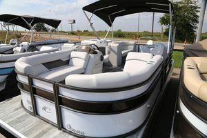 New Crest I 220 SLCI 220 SLC Pontoon Boat For Sale