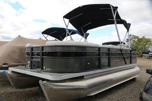 New Crest I Fish 200 SFI Fish 200 SF Pontoon Boat For Sale