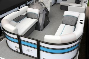 New Crest II 220 LII 220 L Pontoon Boat For Sale