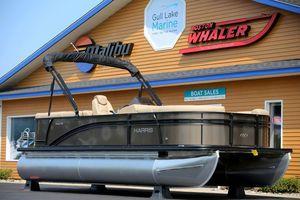 New Harris 200 Cruiser200 Cruiser Pontoon Boat For Sale