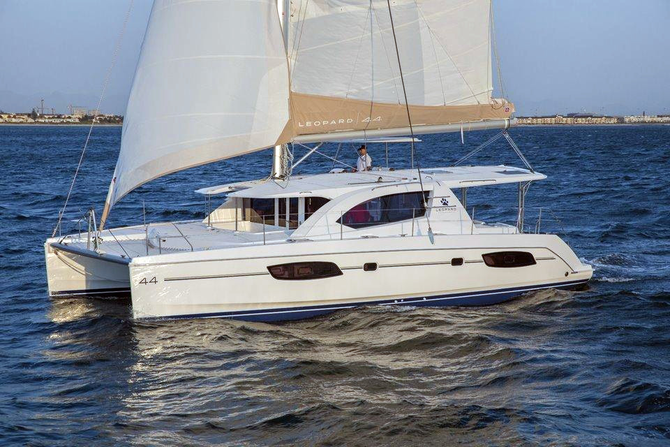 New Leopard 44 Cruiser Sailboat For Sale