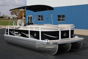 New Jc Tritoon Marine Pontoon Boat For Sale