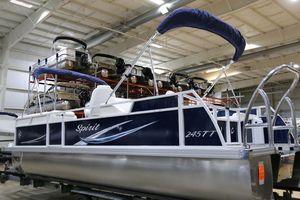 New Jc Spirit 245TT SportSpirit 245TT Sport Pontoon Boat For Sale