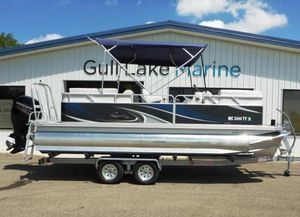 Used Qwest 820 LS820 LS Pontoon Boat For Sale