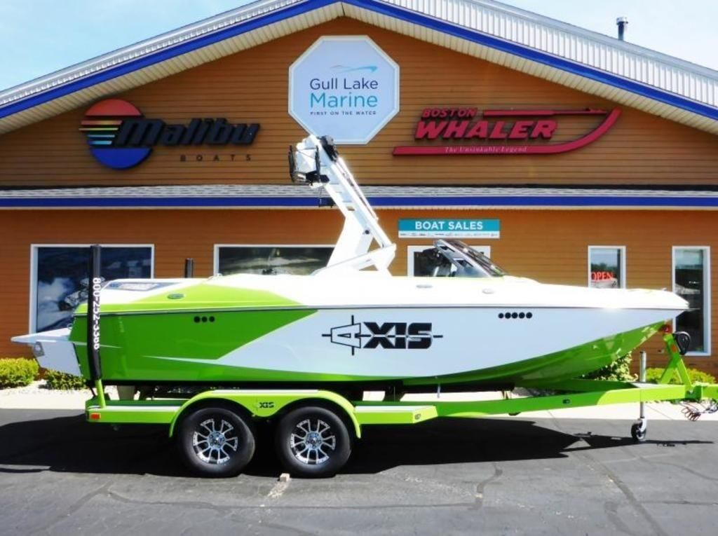 2018 New Axis A20A20 Ski and Wakeboard Boat For Sale