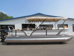 New Veranda VP25RFLVP25RFL Pontoon Boat For Sale