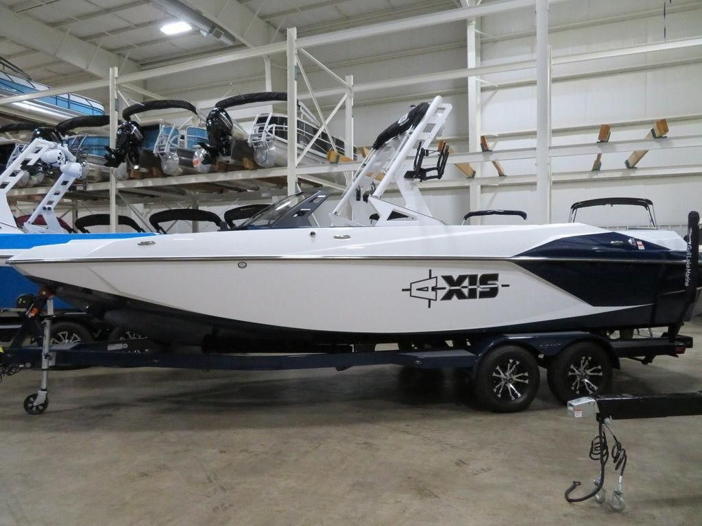 2018 New Axis A24A24 Ski and Wakeboard Boat For Sale