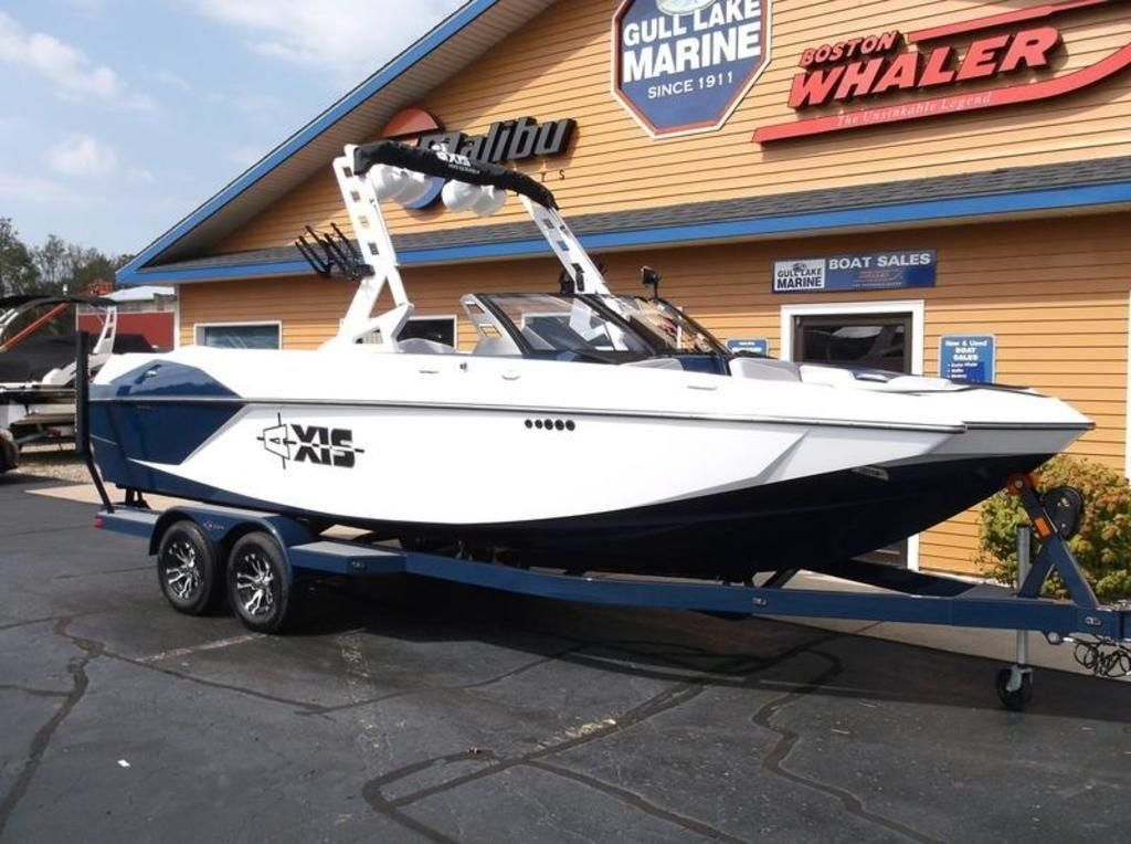 Axis Boats For Sale >> 2018 New Axis A24a24 Ski And Wakeboard Boat For Sale Richland Mi