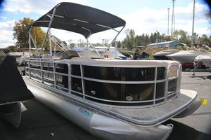 Used South Bay Pontoon Boat For Sale