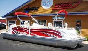 New Jc SportToon 26 CS TTSportToon 26 CS TT Pontoon Boat For Sale