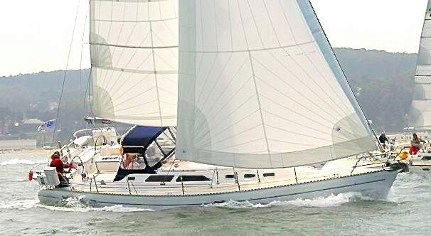 Used Catalina 400 Sloop Sailboat For Sale