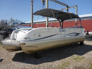 Used Jc TriToon 266 O/BTriToon 266 O/B Pontoon Boat For Sale