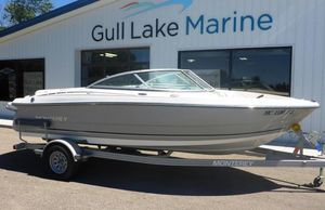 Used Monterey 180 FS BR180 FS BR Bowrider Boat For Sale
